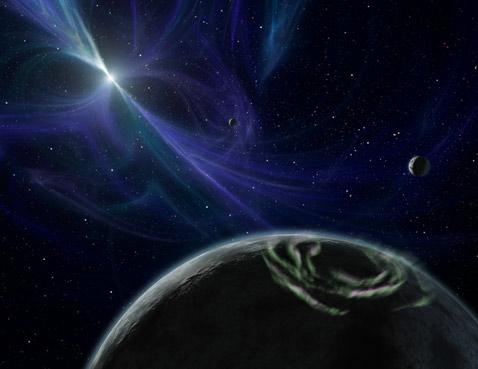 чем опасны пульсары